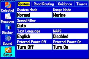 TRAMsoft - GARMIN GPSMAP276C (english)