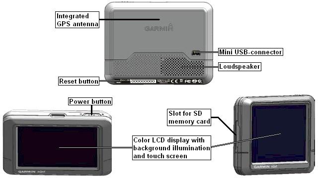 TRAMsoft - GARMIN Nüvi 200 Series (english)