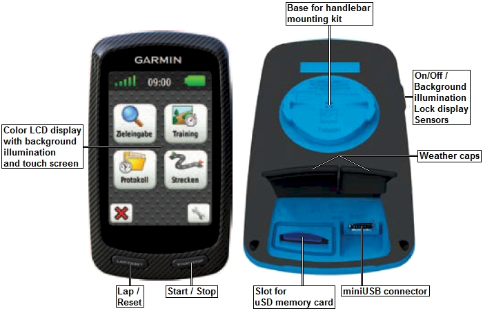 tramsoft gmbh garmin edge 800 english rh tramsoft ch Garmin Edge 820 Box Garmin Edge 800 Performance Bundle