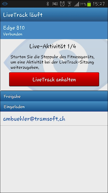 Tramsoft Gmbh Garmin Edge 810 Deutsch