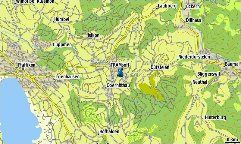 garmin recreational map of europe TRAMsoft GmbH   GARMIN GPSMAP 276Cx (english)