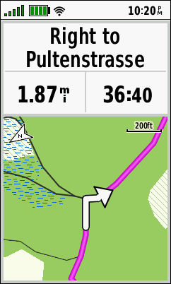 TRAMsoft GmbH - GARMIN GPSMAP 66 series (english)