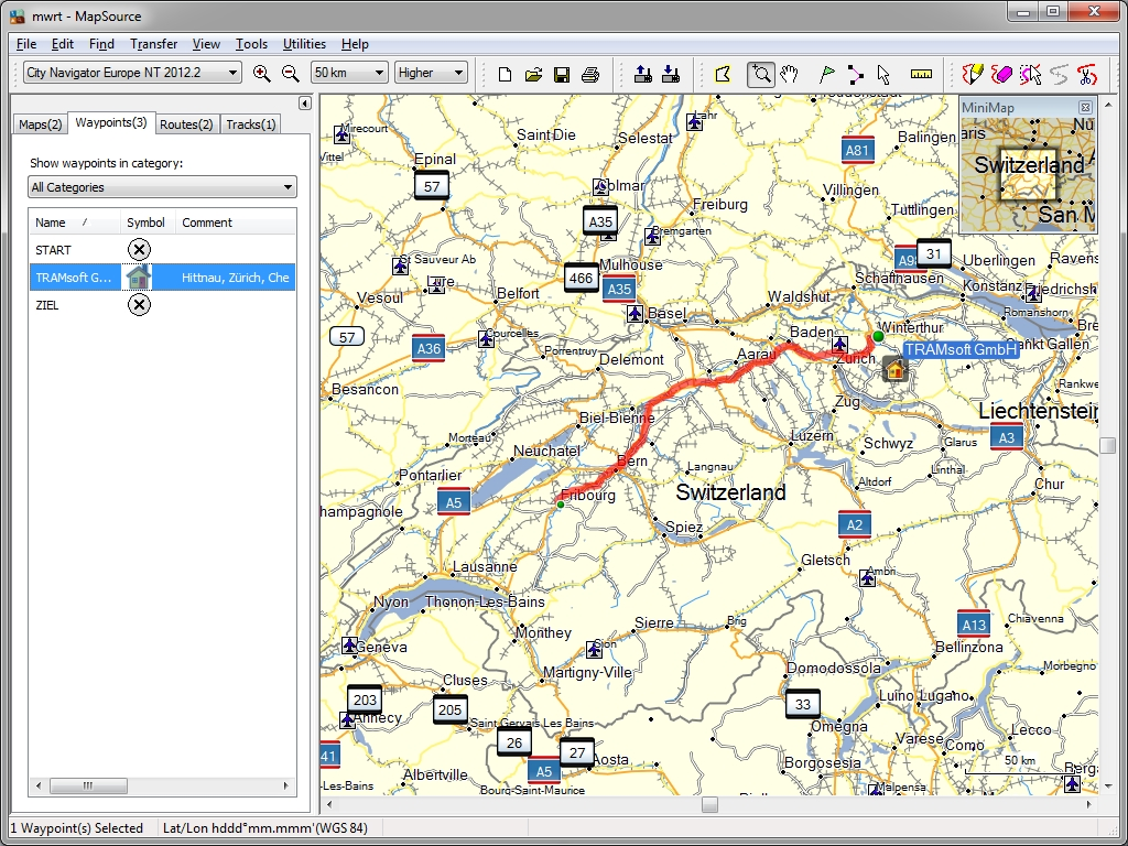 TRAMsoft GmbH GARMIN MapSource English - Free garmin maps downloads
