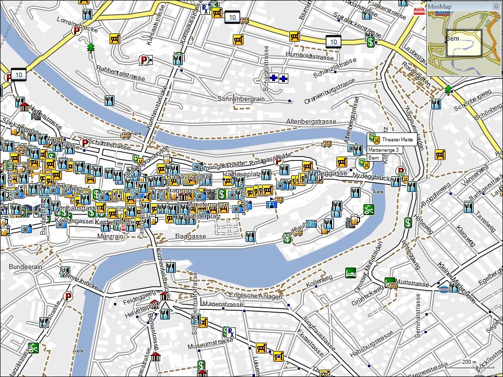 TRAMsoft GmbH GARMIN MapSource City Navigator Europe english