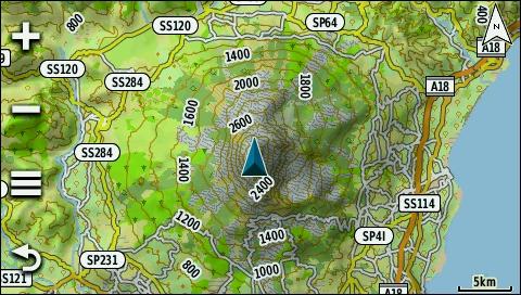 Sizilien Karte ätna.Tramsoft Gmbh Garmin Trekmap Italia V4 Pro Deutsch
