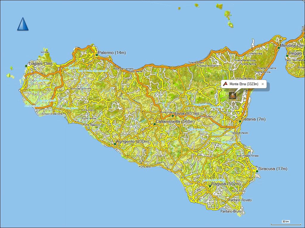 Tramsoft Gmbh Garmin Trekmap Italia V4 Pro Deutsch