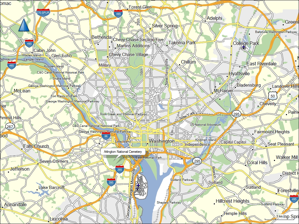 TRAMsoft GmbH GARMIN MapSource USA english