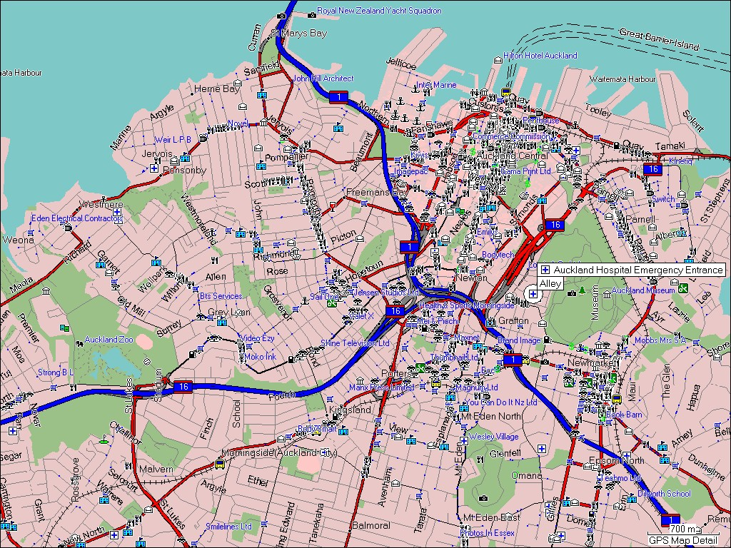 Tramsoft Gmbh Garmin Mapsource Australia And New Zealand English