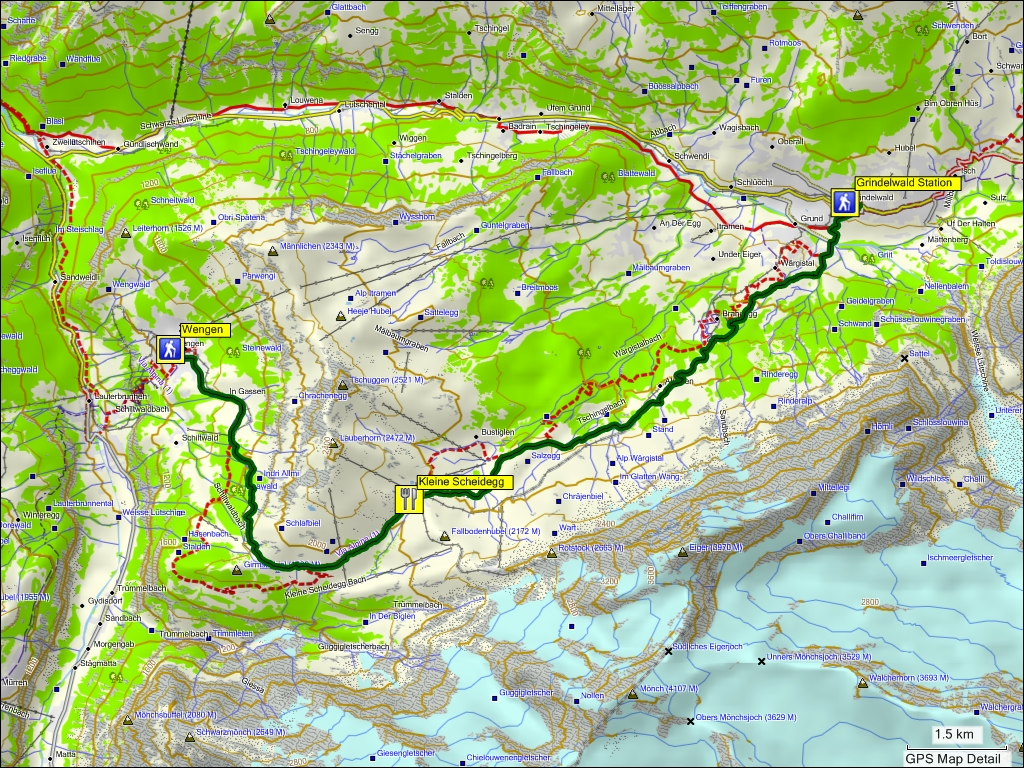 TRAMsoft GmbH GARMIN MapSource Topo Swiss English