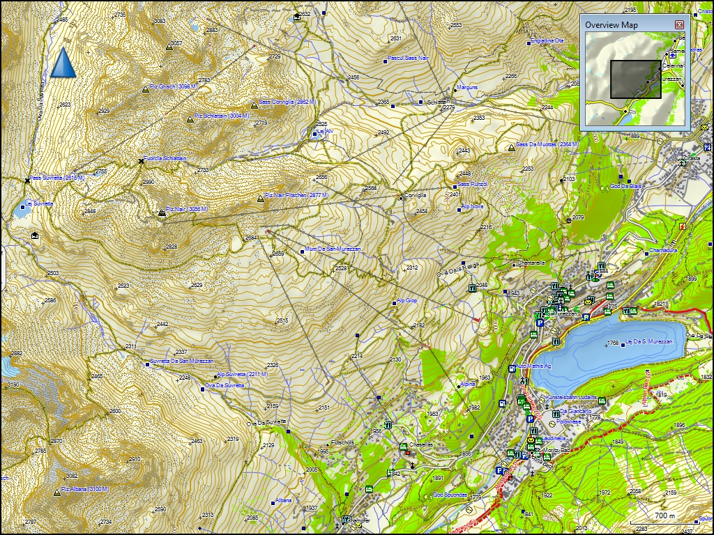 TRAMsoft GmbH GARMIN MapSource Topo Swiss English - Sweden map for garmin
