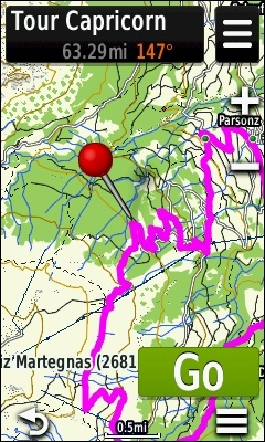 TRAMsoft GmbH - GARMIN TOPO Switzerland PRO (English)