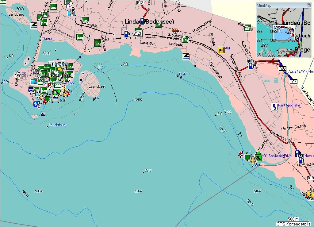 Bodensee Karte Schweiz.Tramsoft Gmbh Garmin Mapsource Schweizer Seenkarte Deutsch