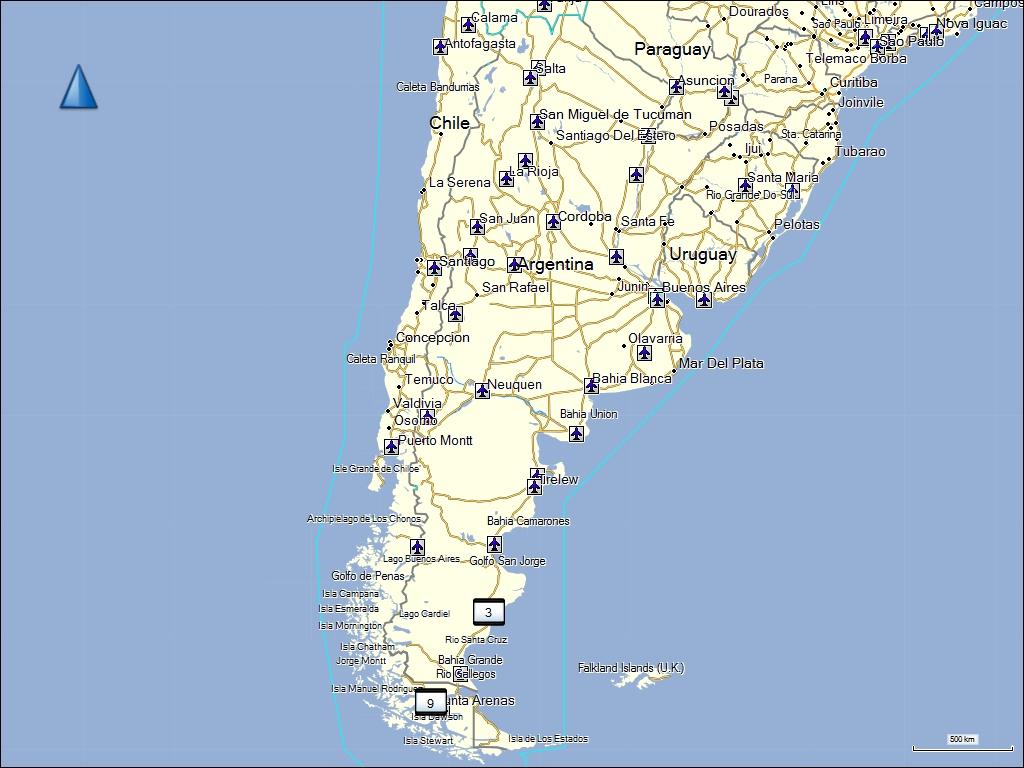 Costa Rica Karte Sehenswurdigkeiten.Tramsoft Gmbh Garmin Mapsource Sudamerika Deutsch
