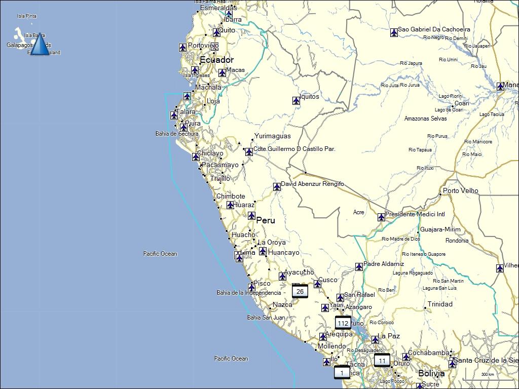 Peru Karte Südamerika.Tramsoft Gmbh Garmin Mapsource Südamerika Deutsch