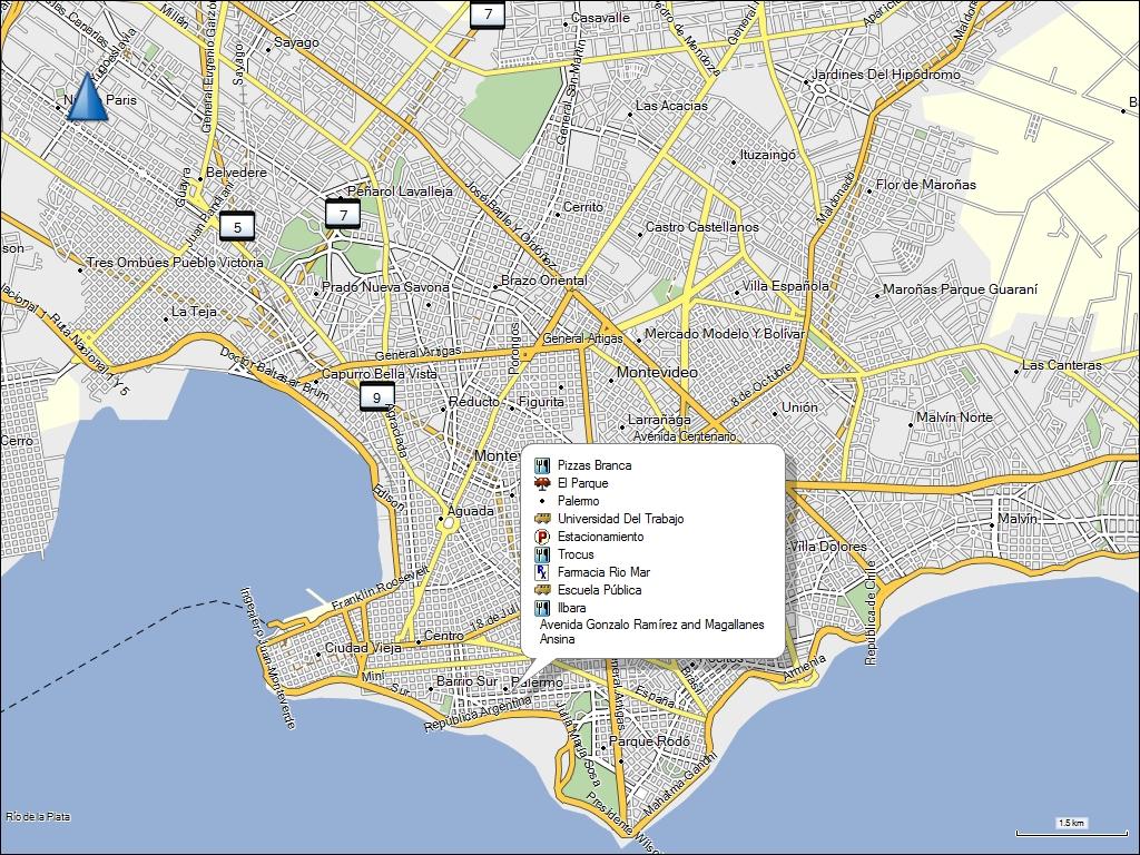 Tramsoft Gmbh Garmin Mapsource Sudamerika Deutsch