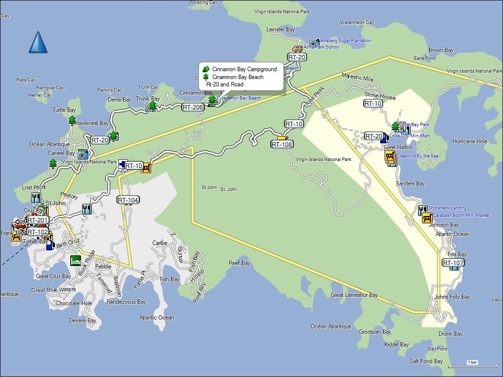 TRAMsoft GmbH GARMIN MapSource South America english