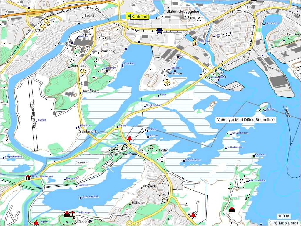 TRAMsoft GmbH GARMIN MapSource Sweden English - Sweden map gps