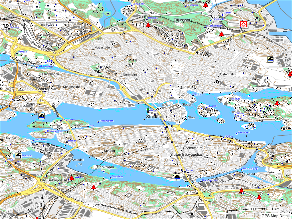 Gps Elevation Map.Tramsoft Gmbh Garmin Mapsource Sweden English