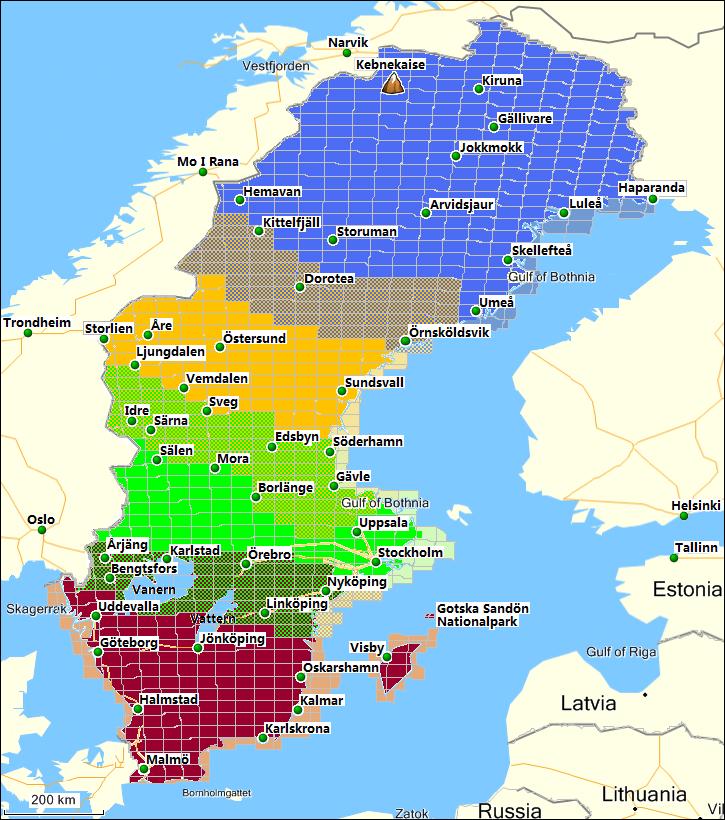 Schweden Karte Deutsch.Tramsoft Gmbh Garmin Mapsource Schweden Deutsch