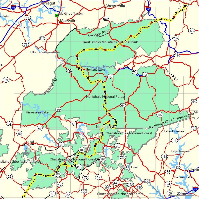 TRAMsoft GmbH GARMIN MapSource USA English - Can you download us trail maps to garmin