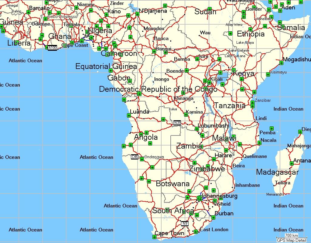Afrika Karte Deutsch.Tramsoft Gmbh Garmin Mapsource World Deutsch